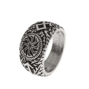 Bague viking celtique