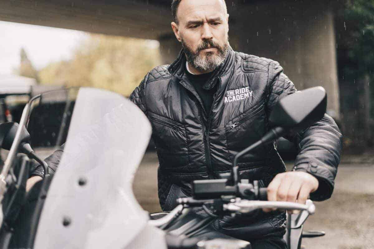 bague biker